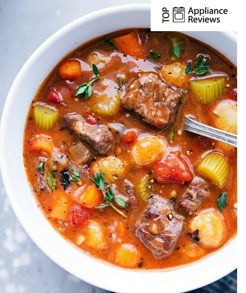 Beef Stew Recipe in Pressure Cooker