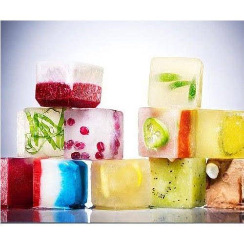 Flavored-ice-cube